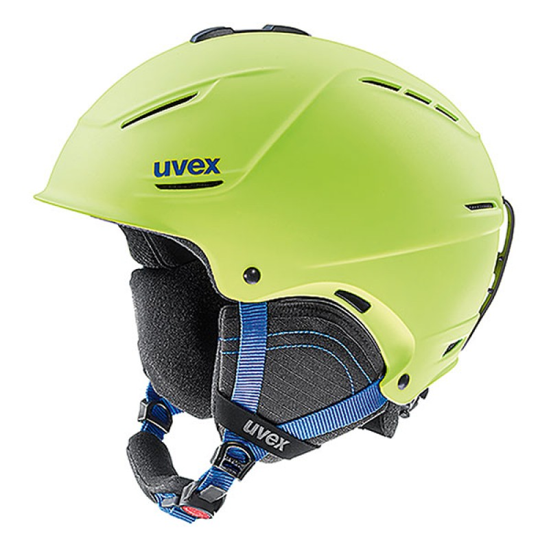 UVEX KASK P1US 2.0 lime mat S5662116007